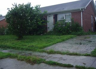 Foreclosure Home in Nicholasville, KY, 40356,  CORMAN RD ID: A1631266