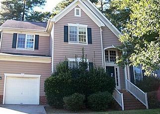 Foreclosure Home in Raleigh, NC, 27610,  Cattail Cir ID: A1666878