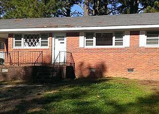 Casa en ejecución hipotecaria in Wilson, NC, 27893,  BRUTON ST W ID: A1675557