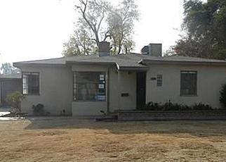 Foreclosure Home in Fresno, CA, 93728,  N ESTHER WAY ID: A1676862