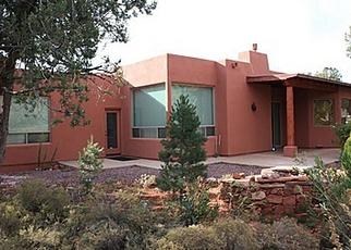 Foreclosure Home in Sedona, AZ, 86336,  SCHIMBERG RD ID: F2034063