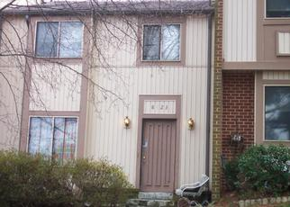 Casa en ejecución hipotecaria in Gaithersburg, MD, 20879,  CENTERWAY RD ID: F2277130