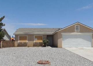 Foreclosure Home in Adelanto, CA, 92301,  AVERY ST ID: F2668215