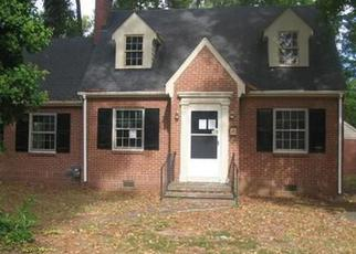 Foreclosure Home in Petersburg, VA, 23805,  SUNSET AVE ID: F2759592