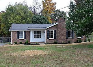 Foreclosure Home in Clarksville, TN, 37042,  FOXMOOR DR ID: F2874771