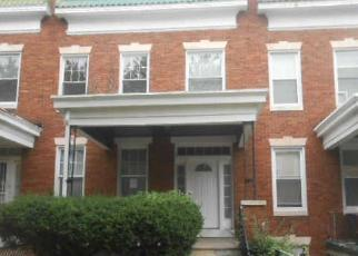 Foreclosure Home in Baltimore, MD, 21229,  LYNDHURST ST ID: F2900951