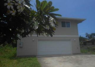 Foreclosure Home in Kailua Kona, HI, 96740, -198 ALA ONAONA ST ID: F2947189