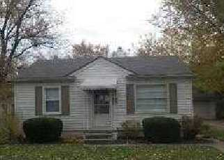 Foreclosure Home in Southfield, MI, 48076,  MARSHALL ST ID: F2957505