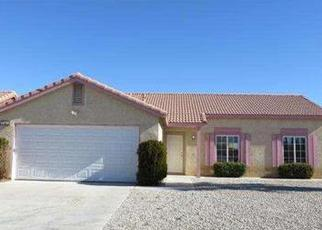 Foreclosure Home in Adelanto, CA, 92301,  KIMBERLY ST ID: F2973194