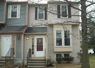 Foreclosure Home in Laurel, MD, 20723,  CABOT CT ID: F3002042