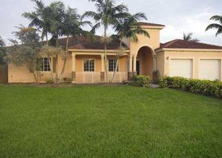Foreclosure Home in Homestead, FL, 33030,  Sw 206th Ave ID: F3013756