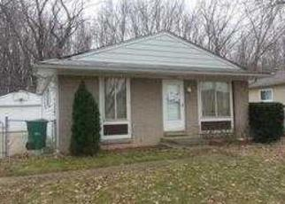 Foreclosure Home in Harrison Township, MI, 48045,  Orchid St ID: F3039887