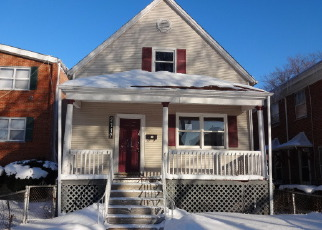 Foreclosure Home in Evanston, IL, 60201,  DARROW AVE ID: F3148909
