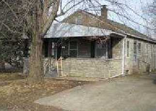 Foreclosure Home in Evansville, IN, 47710,  OAKLEY ST ID: F3149511
