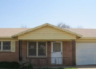 Foreclosure Home in Midland, TX, 79703,  W CUTHBERT AVE ID: F3156985