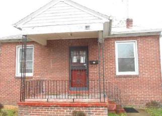 Foreclosure Home in Petersburg, VA, 23803,  LEAVENWORTH ST ID: F3188205