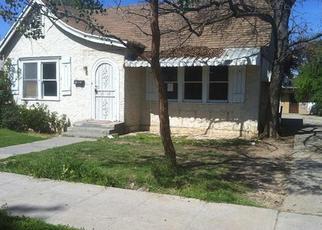 Foreclosure Home in Fresno, CA, 93728,  E BREMER AVE ID: F3188496
