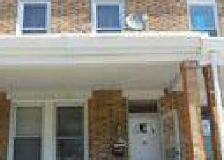 Foreclosure Home in Baltimore, MD, 21213,  KENTUCKY AVE ID: F3197419