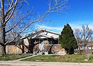 Foreclosure Home in Greeley, CO, 80634,  25TH AVE ID: F3199199