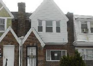 Foreclosure Home in Philadelphia, PA, 19124,  BRILL ST ID: F3204107