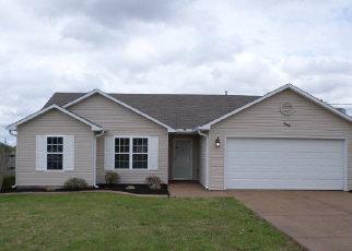Casa en ejecución hipotecaria in Jackson, TN, 38305,  MISTY MEADOW CV ID: F3210275