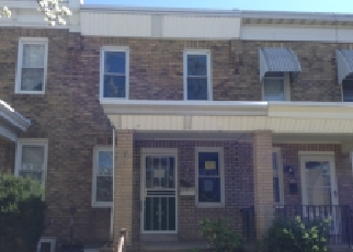 Foreclosure Home in Philadelphia, PA, 19135,  DITMAN ST ID: F3213471