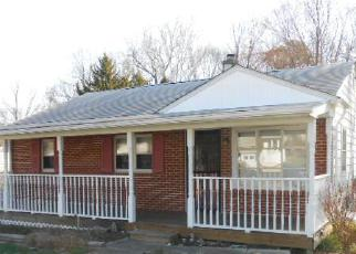 Foreclosure Home in Havre De Grace, MD, 21078,  TYDINGS RD ID: F3224395
