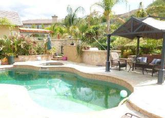 Casa en ejecución hipotecaria in Santa Clarita, CA, 91350,  CROSS CREEK DR ID: F3225737