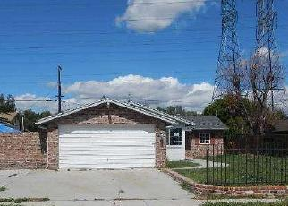 Foreclosure Home in Granada Hills, CA, 91344,  SIMONDS ST ID: F3226226