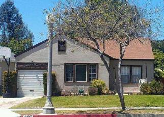 Foreclosure Home in Pasadena, CA, 91103,  LINCOLN AVE ID: F3226598