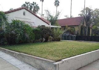 Foreclosure Home in Pasadena, CA, 91104,  N LOS ROBLES AVE ID: F3226679