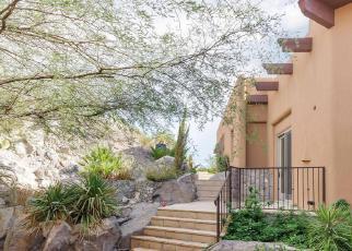 Foreclosure Home in Scottsdale, AZ, 85262,  N BRANGUS RD ID: F3228385