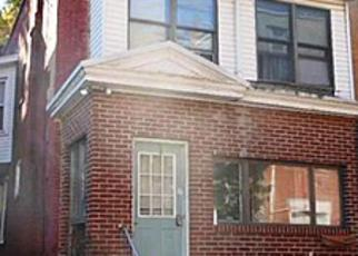 Foreclosure Home in Wilmington, DE, 19805,  W 6TH ST ID: F3263144