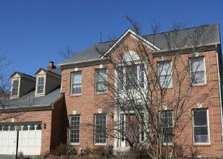 Casa en ejecución hipotecaria in Leesburg, VA, 20176,  COLSTON CT ID: 6124790