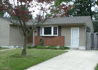 Foreclosure Home in Glen Burnie, MD, 21061,  TIEMAN DR ID: 6135498