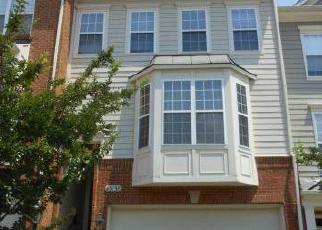 Casa en ejecución hipotecaria in Leesburg, VA, 20176,  LEES MILL SQ ID: 6165099