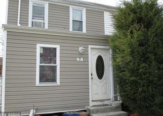Casa en ejecución hipotecaria in Alexandria, VA, 22303,  FORT DR ID: 6172466