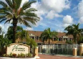 Casa en ejecución hipotecaria in Hollywood, FL, 33025,  SW 80TH TER ID: 6176995