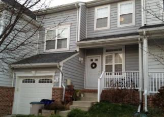 Foreclosure Home in Laurel, MD, 20723,  EVENING BIRD LN ID: 6185363