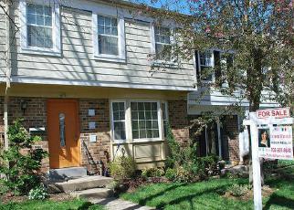 Casa en ejecución hipotecaria in Gaithersburg, MD, 20878,  GOODPORT LN ID: 6188259