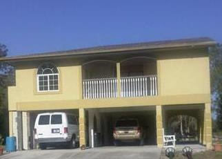 Foreclosure Home in Naples, FL, 34120,  33RD AVE NE ID: 6189607