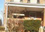 Foreclosed Home in U PL SE, Washington, DC - 20020