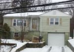 Foreclosed Home in BUNKER HILL AVE, Waterbury, CT - 06708