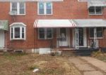 Foreclosed Home in GRINNALDS AVE, Baltimore, MD - 21230