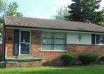 Foreclosed Homes in Warren, MI, 48092, ID: F3724369