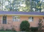 Foreclosed Home in BENVENUE DR SE, Rome, GA - 30161
