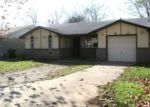 Foreclosed Home en S OSAGE AVE, Shawnee, OK - 74801