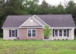 Foreclosed Home in HENRY GIDDEONS DR, Teachey, NC - 28464