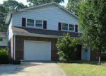 Foreclosed Home in HIGHWOOD CIR, Newport News, VA - 23608