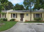 Foreclosed Home in NW 68TH ST, Fort Lauderdale, FL - 33309